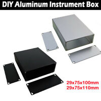 XD-51 Aluminum Instrument Box Enclosure Electronic Project Case 4 Type