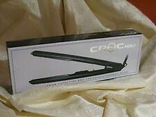 Croc Nero Black Titanium Straightening Iron. Straightener. Brand New.