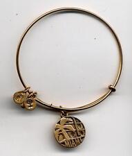 Alex & Ani gold miami bracelet