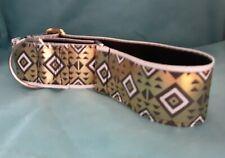 1.5 In. Heavy Duty Martingale Dog Collar. Adjustable.  Greyhound, Sighthound,...