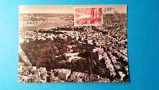 FRANCE CARTE MAXIMUM YVERT 1036 VILLE DE BORDEAUX 6F BORDEAUX 1956 L 233
