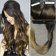 Balayage Adult Straight Hair Extensions