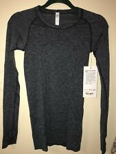 Lululemon Seawheeze 2017 Swiftly Tech Long Sleeve Sz 4