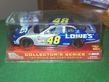 "2003 Racing Champions JIMMIE JOHNSON #48 LOWE'S ""Collector's Series"" 1:24"
