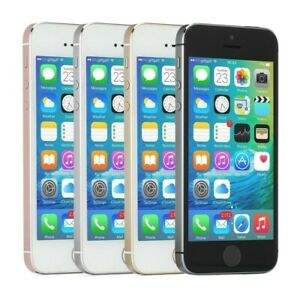 Apple iPhone SE 16GB Factory Unlocked AT&T T-Mobile Verizon Very Good Condition