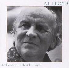 A.L. Lloyd - An Evening with A.L. Lloyd (2010)  CD  NEW/SEALED  SPEEDYPOST