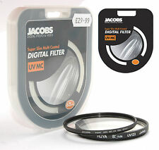 Jacobs Super Slim UV Multi revestido Mc Filtro 62 Mm Para Nikon Canon Sony Nuevo