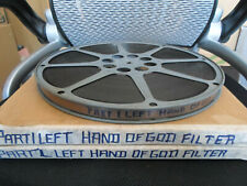 16mm full feature THE LEFT HAND OF GOD. Humphrey Bogart, Gene Tierney.