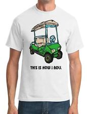 This Is How I Roll - Funny Golf Mens T-Shirt