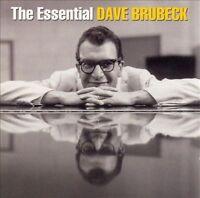 DAVE BRUBECK The Essential 2CD BRAND NEW Best Of Jazz Quartet