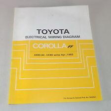 toyota    hiace electrical wiring    diagram      eBay