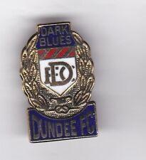 "Dundee "" Dark Blues "" - lapel badge brooch fitting"