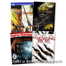 The Howling: Horror Movie Series Complete Films 1 2 3 4 5 6 7 Box/DVD Set(s) NEW