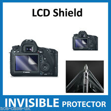 Canon EOS 6D Dslr INVISIBLE LCD Screen Protector Shield
