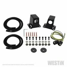 Westin 40-0005S Grille Guard Sensor Relocator for 2019 Chevy Silverado 1500 LD