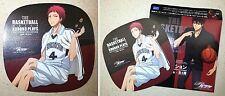 Kuroko's Basketball Kutsurogi Half Cool Black Reusable Sticker Seijuro Akashi NW