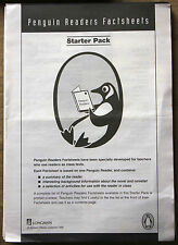 Penguin Readers' Factsheets: Starter Pack