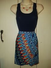 Cute Summer Outfit 2 tanks L- 1 skirt M for 2 looks Easy Style Super Comfortable