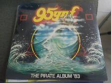 95 YNF THE PIRATE ALBUM '83 SEALED!!! AVATAR PRE SAVATGE
