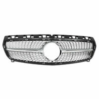 Front Grille Grill For Mercedes Benz A Class W176 A180 A200 A250 2013 2014 2015