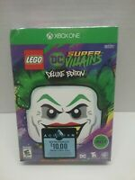 LEGO DC Super Villains: Deluxe Edition (Microsoft Xbox One)