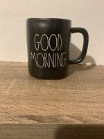 New Rae Dunn Ceramic Good Morning Coffee Mug.