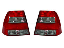 Depo 99 00 01-04 VW Jetta / Bora 4D Sedan Real GLI Style Red / Smoke Tail Lights
