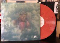Laraaji - Vision Songs Volume 1 Vinyl Record LP - Orange Variant Limited Edition