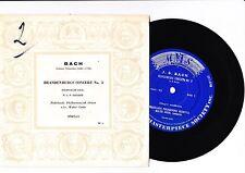 Johann Sebastian Bach - Brandenburgs Concert No.3