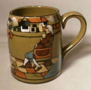 Buffalo Pottery Deldare Mug Ye Lion Inn