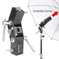 Selens Flash Shoe Umbrella Holder Light Stand Bracket for Canon/ Nikon/ Yongnuo
