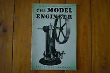 The Model Engineer Magazine Vol.105 No.2637 6th Dec 1951 FREEPOST IN AUSTRALIA