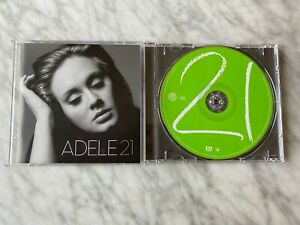 Adele 21 CD Orig. 2011 XL Recordings/Columbia Rolling In The Deep Turning Tables