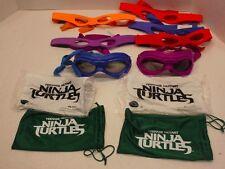 TEENAGE MUTANT NINJA TURTLE Movie RealD 3D GLASSES TMNT And Bands Exclusive