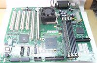 Mainboard Compaq Proliant ML350 176615-001 + cpu p3 933 mhz + 256 mb ram