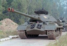 Zvezda 1/100 Soviet IS3 Tank (Snap)  ZVE6194