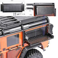 Metal Tool Box Table For DJ TRAXXAS TRX4 D90 D110 Land Rover Defender RC Crawler