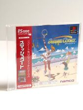 Sony Playstation PS1 Jeu Smash Court Ps One Books Spin Japan