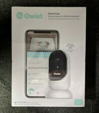 Owlet Cam 1080p Indoor Surveillance Camera w/ Night Vision Bc01Nnbbyf New