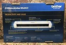 BROTHER DSmobile620 SCANNER, Color Page, 8-PPM, ID CARD, New in Box / Mfg Sealed