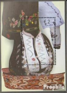 kosovo block32 (complete issue) unmounted mint / never hinged 2015 Costumes