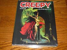 Creepy Archives Volume 9, SEALED, Warren, Dark Horse, hardcover, Richard Corben