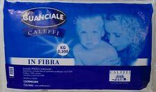 Guanciale Caleffi modello Pisolo antiallergico 50x80 bianco