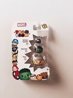 Marvel Tsum Tsum 3 pack Series 1  winter soldier, gamora, thor