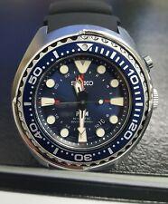 Seiko Prospex Kinetic GMT PADI Dive Watch Special Edition Blue/ Black SUN065P1