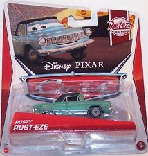 Disney Cars 2 Mainline Series Rusty Rust-Eze #3/8 Rust Eze Racing
