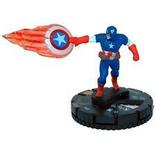 HEROCLIX AVENGERS ASSEMBLE #049 Captain America *Super Rare*