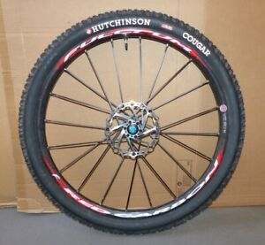 """Fulcrum Red Carbon Tubeless 26"""" Front MTB Disc wheel"""