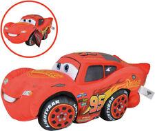 Simba Disney Cars 3 Großes Plüschauto Lightning McQueen 45 cm (Rot)