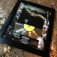 Beyonce LEMONADE Million Record Sales Music Award Album Disc LP Vinyl